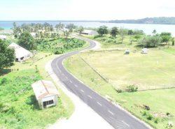 Manus Roadworks Project, Manus Island